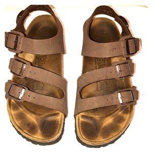 Birki's by Birkenstock - ankle strap sandals